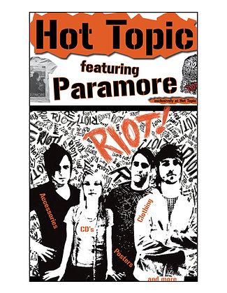 Hot Topic Postmodern Poster