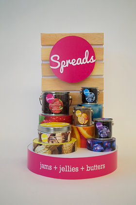Spreads Brand Identity & Packaging