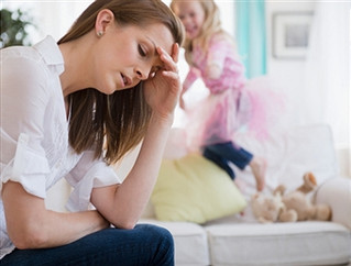 На пределе (или как не превратить материнство в кошмар)
