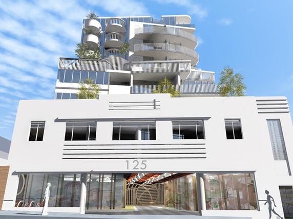 125 Bathurst Street [Townplanning Approved]