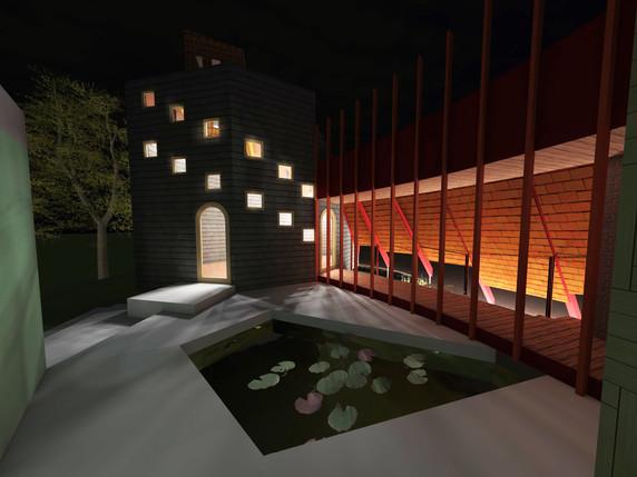 Thai Aquaculture House [Concept Stage]