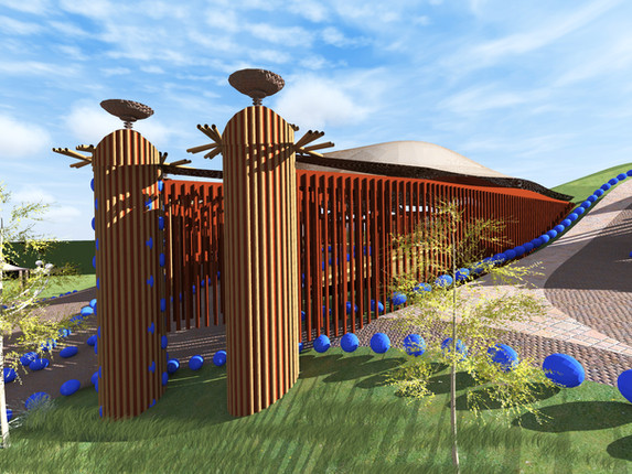 THE CULTURAL PARK SPA & RETREAT [Concept Stage]