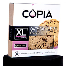 XL Oatmeal Cluster Cookie