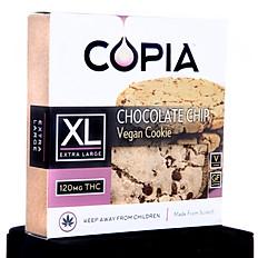 XL Chocolate Chip Vegan Cookie