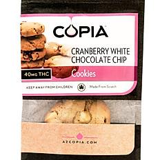 Chocolate Chip Vegan Cookies