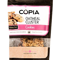 Oatmeal Cluster Cookies