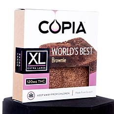 XL World's Best Brownie