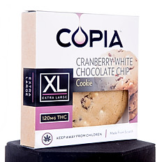 XL Cranberry White Chocolate Chip Cookie