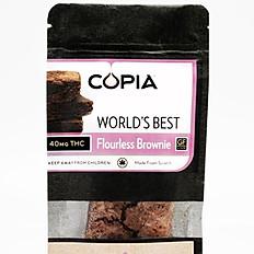 World's Best Flourless Brownie