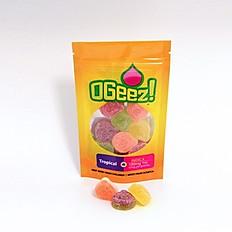 Tropical Fruit OGeez Gummies
