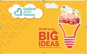 small town big ideas