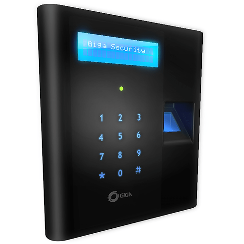 controlador de acesso por biometrico