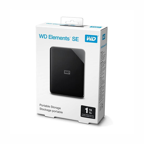 HD Externo WD
