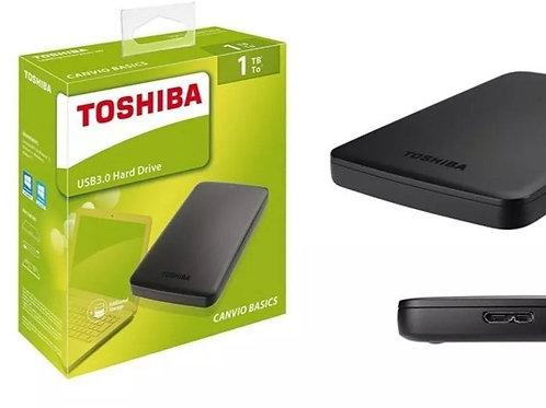 HD Externo Toshiba