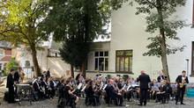 KHP op de 'Journée des Harmonies' in Dinant
