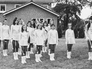 Majoretten 1970