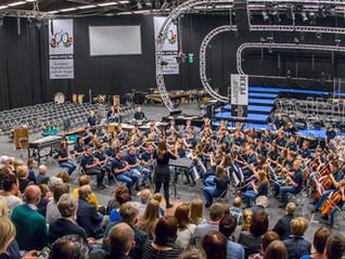 Eerste prijs voor het jeugdorkest op het EMJ!