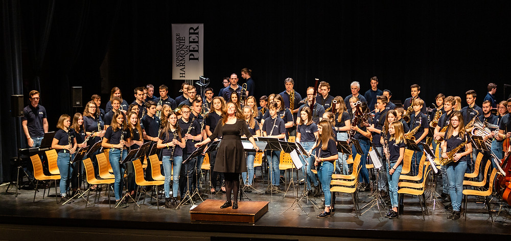 Jeugdorkest pakt eerste prijs cum laude op EMJ te Neerpelt