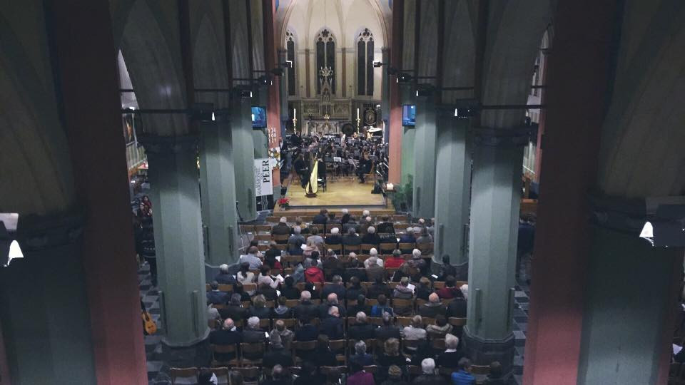 Kerst met de Harmonie in Peer
