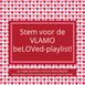 Stem voor de beLOVed-playlist van Vlamo!