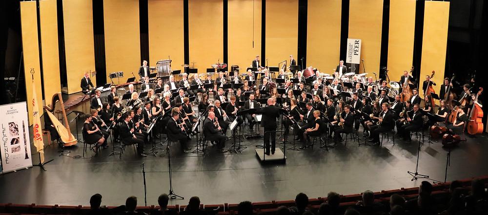KHP Harmonieorkest in Heist-op-den Berg 17 maart 2019