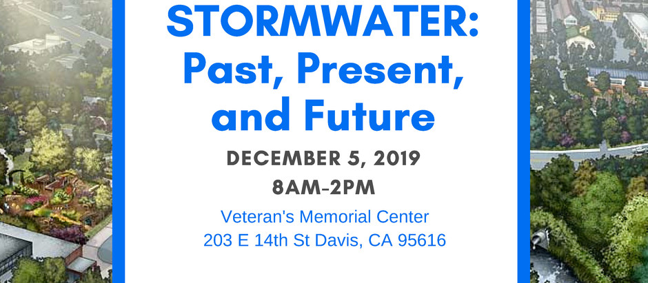 STORMWATER:Past, Present, and Future