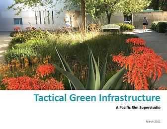 Pacific Rim Tactical Green Infrastructur