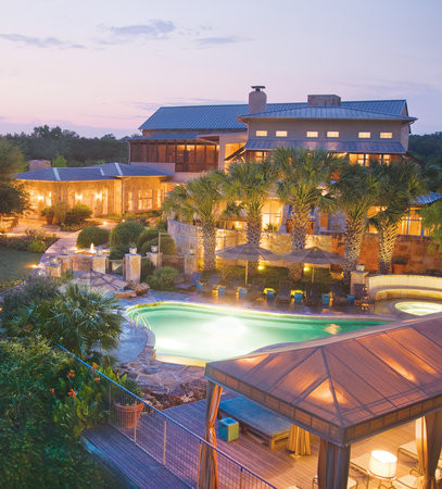 Lake Austin Spa Resort