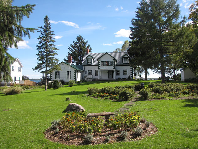The Fairfield Gutzeit House