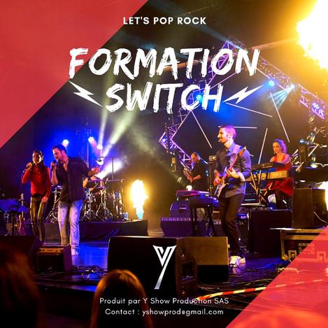 Orchestre de variétés Alsace Y Show Production