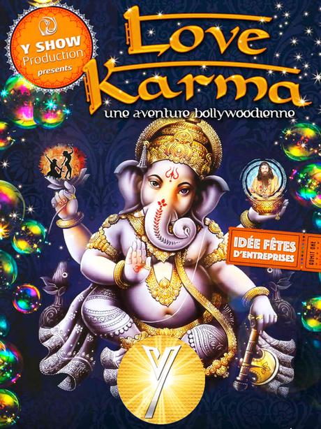 """Spectacle Bollywood """"Love Karma"""""""