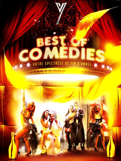 Spectacle Best Of Comédies Y Show Produc