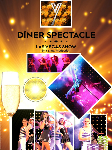 """Spectacle Cabaret Américain """"Las Vegas S"""