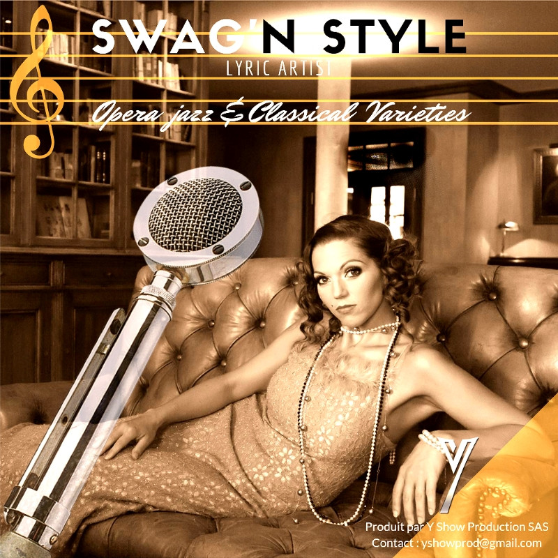 Duo Swag'n Style Chanteuse et musicien Y