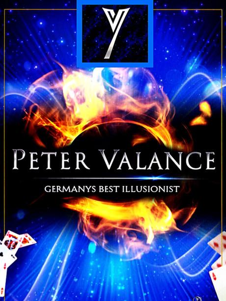 """Spectacle de Magie """"Peter Valance"""""""