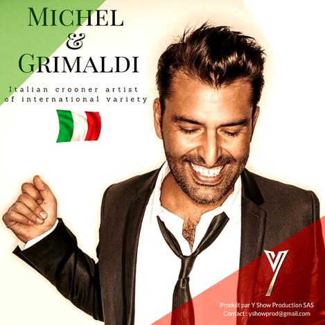Artiste Chanteur Italien Y Show Producti