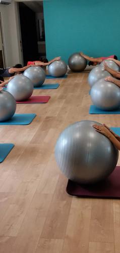 Pilates / Swiss ball