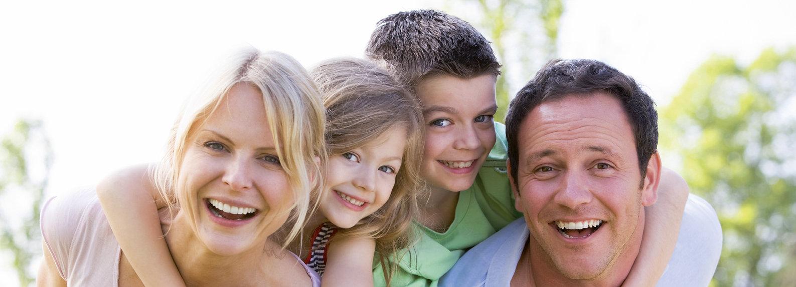 Gesundheit für die Familie