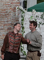 Much Ado Aboput Nothing, William Shakespeare, The Blissful Theatre Company