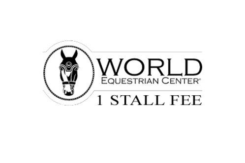 WEC Ocala Stall