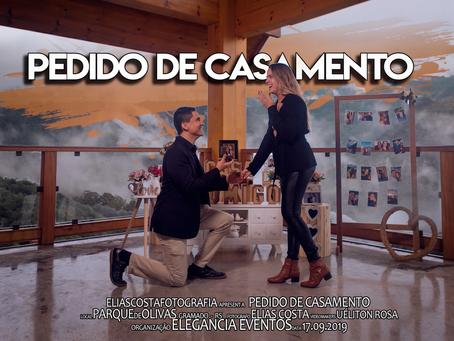 Pedido de Casamento em Gramado-RS