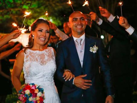 Casamento Grazi e Pedro
