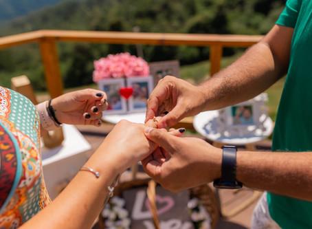 Você sabe por que é usado um anel ou aliança como símbolo da união entre duas pessoas?
