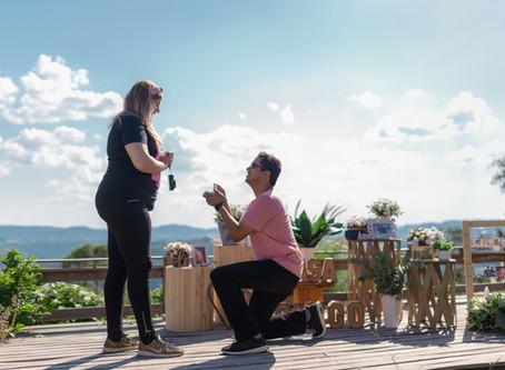 Pedido de Casamento em Gramado - Surpresa Inesquecível