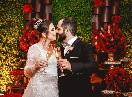 Casamento Mônica e Fernando