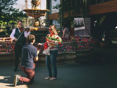 Pedido de Casamento Surpresa em Gramado