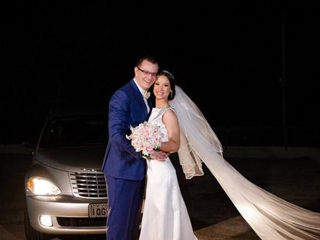 Casamento Elisa e André