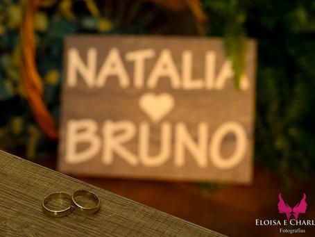 Natalia e Bruno