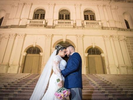 Casamento Karina e André