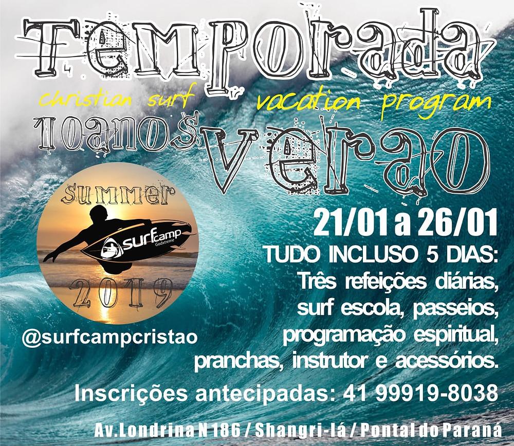 Surf Camp Godxtreme